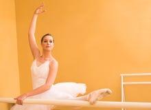 33芭蕾舞女演员 库存图片
