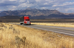 33 autostrada Fotografia Stock
