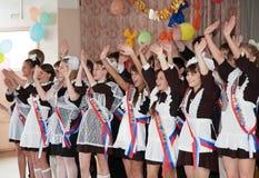 33 dzwonkowa kopyto szewskie liczby szkoła Zdjęcie Royalty Free