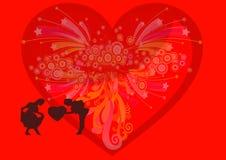 33 mój valentine byli Obrazy Royalty Free