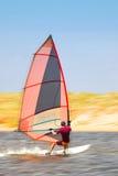 33 windsurfer Zdjęcia Royalty Free