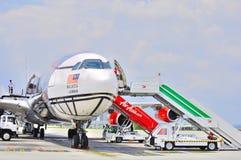 330 lotniczy Asia Obrazy Stock