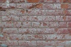 脏背景的砖 免版税库存图片