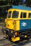 33103 British lokomotywy poręcz obrazy stock
