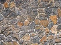色的岩石 免版税库存图片
