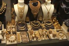 338 goud en meer goud Stock Foto's
