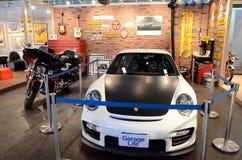33rd Bangkok International Motor Show 2012 Stock Photo