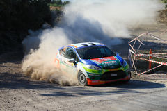 33th Istanbul Rally Royalty Free Stock Photography