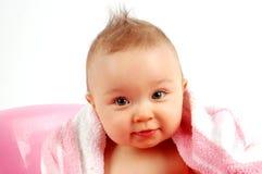 34个婴孩浴 库存图片