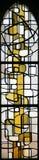 34 стекла запятнало окно Стоковые Фото