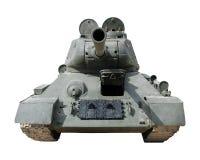 34 85苏维埃t坦克 免版税库存图片