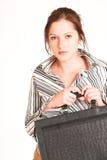 341 kobieta jednostek gospodarczych Obrazy Stock