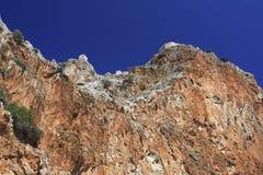342 alanya城堡 免版税库存图片
