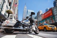 34ste straat NYC Royalty-vrije Stock Foto's