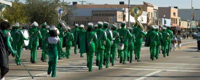 34th однолетнее winternational благодарения парада дня Стоковое Фото