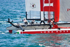 34th America's Cup World Series 2012 in Naples Stock Photography