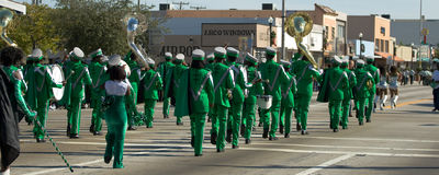 34th Annual WinterNational Thanksgiving Day Parade Stock Photo