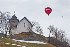 34th international ballons de празднества Стоковое фото RF