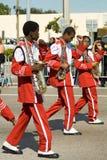 34to Desfile anual del día de la acción de gracias de WinterNational Imagenes de archivo