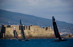 34to Serie de mundo de la taza de América 2012 en Nápoles Fotos de archivo libres de regalías