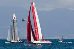 34to Serie de mundo de la taza de América 2012 en Nápoles Foto de archivo libre de regalías