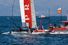 34to Serie de mundo de la taza de América 2012 en Nápoles Foto de archivo