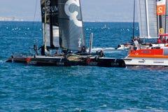 34to Serie de mundo de la taza de América 2012 en Nápoles Fotografía de archivo