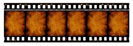 35影片mm电影卷轴 免版税图库摄影