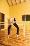 35舞蹈演员 库存图片
