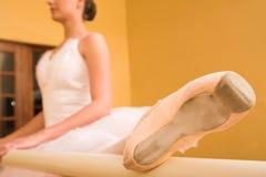 35芭蕾舞女演员 免版税库存照片