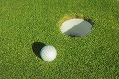 35高尔夫球运动员 免版税图库摄影