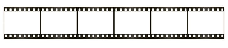 35 ταινία χιλ. Στοκ εικόνα με δικαίωμα ελεύθερης χρήσης