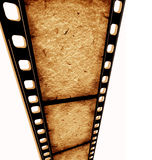 35 gammal filmmillimetrar film royaltyfria bilder