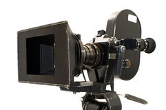 35 kamery mm filmu profesjonalista Zdjęcia Royalty Free