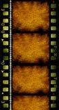 35 Millimeter-Film Filmbandspule Lizenzfreie Stockbilder