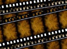 35 Millimeter-Film Filme Lizenzfreie Stockfotos