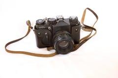 35 Millimeter-Kamera Stockfotografie