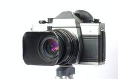 35 millimetrar kamera Arkivbild