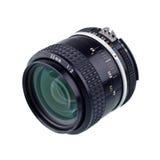 35 millimetri di lense della macchina fotografica Fotografia Stock Libera da Diritti