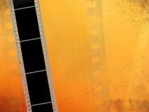 35 millimetri di priorità bassa della pellicola Fotografie Stock