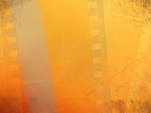 35 millimetri di priorità bassa della pellicola Fotografia Stock Libera da Diritti