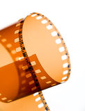 35 mm film strip Royalty Free Stock Photos