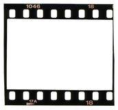 35 mm filmstrip,  picture frames, Stock Photo
