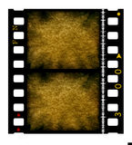 35 mm movie Film reel. Old 35 mm movie Film reel,2D digital art Stock Photos