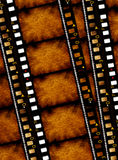 35 mm movie Film reel Stock Image