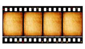 35 mm movie Film reel Royalty Free Stock Image