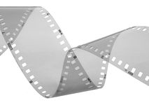 35 mm negative. Film strip Royalty Free Stock Photography