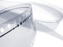 35 mm van het AudioSpoor. Macro schot Royalty-vrije Stock Foto's