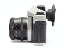 35 mmcamera Royalty-vrije Stock Foto