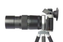 35 mmcamera Stock Afbeeldingen